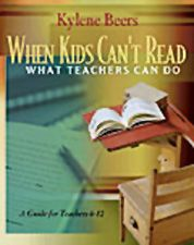 "This is a ""must read"" for any teacher of any content area who has even one struggling reader."