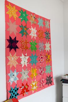 It's a Patchwork Christmas.