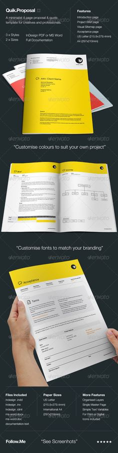Proposal Template Proposal templates and Invoice layout - best proposal templates