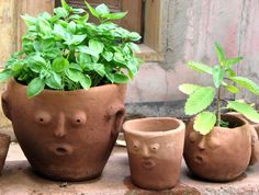 Time to get my kids creating these pots.