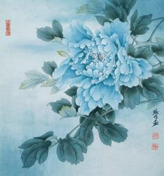Ancient Chinese claborate-style painting 工筆畫