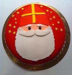Mijn zelfgemaakte Sinterklaas taart :-) St Nicholas Day, Cupcake Cakes, Cupcakes, Public Holidays, Pie Cake, Party Snacks, Cakepops, Kids Meals, Party Themes
