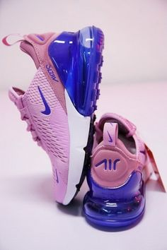 buy online bddd6 108d2 Cheap Nike Air Max 270 Pink Purple White AH8050 540 Womens Sport Running  Shoes Sneakers For