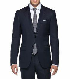 ERMENEGILDO ZEGNA || Suit Blue