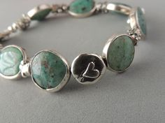 Artisan Jewelry Artisan Handcrafted Silver by DianesAddiction