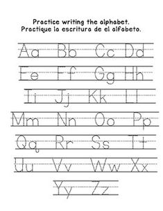 tracing letters and numbers worksheet differentiated. Black Bedroom Furniture Sets. Home Design Ideas