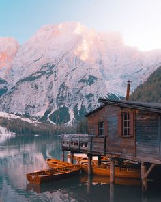 I Went To Braies And I Found The Beauty Of Nature