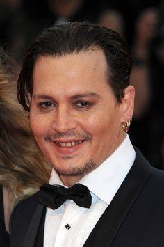 Johnny Depp |.| Festival di Venezia 2015