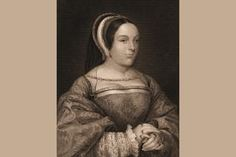 Margaret Tudor, from an engraving b y R Cooper after Hans Holbein - Hulton Archive / Getty Images