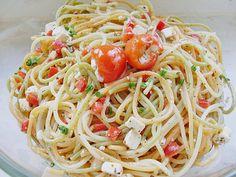 'Püppis' Spaghettisalat, ein schmackhaftes Rezept aus der Kategorie Barbecue & Grill. Bewertungen: 12. Durchschnitt: Ø 3,8.