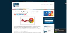 6 extensiones de Chrome para perfeccionar tu experiencia en Pinterest | CheckApps