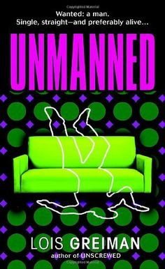 Unmanned (Chrissy McMullen) by Lois Greiman, http://www.amazon.com/dp/B000Y02V0S/ref=cm_sw_r_pi_dp_L.80qb0E2KC3H