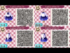 Here is another Top 20 best QR Code Designs, hope you like them!     B-Galaxy Seifuku Dress    Callum T-Shirt    Cat T-Shirt    Daisy - Supe...