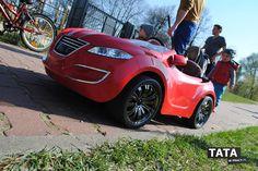 Henes: Samochód Marzeń: jak to się zaczyna - TATA w Pracy