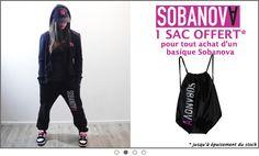 Special Offer ! Rdv sur www.sobanova.com