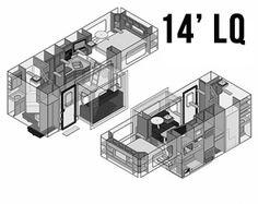 ATC Trailers - Living Quarters