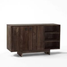 Rustic meets relaxed. Made from unfinished reclaimed pine certified to Forest Stewardship Council ® (FSC) standards, the Emmerson® Buffet shows the knots and natural imperfections that make each piece subtly one of a kind. • 53.5&qu…