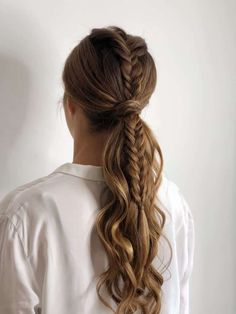 Royal Hairstyles, Plaits Hairstyles, Pretty Hairstyles, Hair Scarf Styles, Long Hair Styles, Hair Inspo, Hair Inspiration, Hair Reference, Crazy Hair
