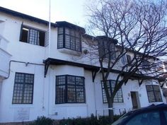 Find Heritage Sites in Gauteng and other provinces in South Africa Heritage Site, South Africa, Buildings, Windows, Mansions, House Styles, School, Blue, Home Decor