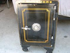 vintage safes - Google Search