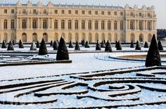 """Versailles, France  Just outside Paris, Versailles was the home to the Louis XIV, who is famous for having said, """"I am the state."""" He certainly built the state a nice place to live."""