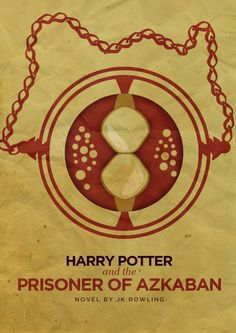 Harry Potter Minimalist Posters via Risa Rodil