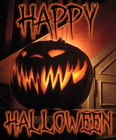 Discover & share this Halloween GIF with everyone you know. GIPHY is how you search, share, discover, and create GIFs. Photo Halloween, Happy Halloween Quotes, Happy Halloween Pictures, Halloween Artwork, Halloween Images, Halloween Wallpaper, Holidays Halloween, Halloween Candy, Halloween 2019