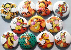 Tigger buttons