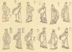 Katsushika Hokusai – part 18 Art Occidental, Katsushika Hokusai, Japanese Prints, Japan Art, Poses, Vintage Japanese, Illustrators, Sketches, Manga