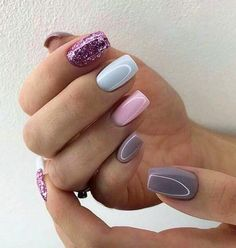 9f9476364 55 Wedding Nail Designs for Your  nailsdesign Gel Nails