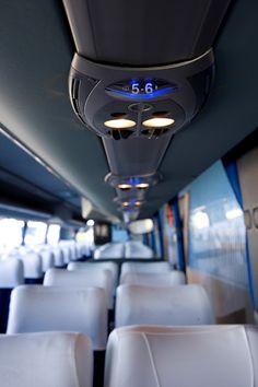 52 Seater Luxury Coach Rental: Cape Town, Johannesburg, Port Elizabeth and Durban Port Elizabeth, Group Tours, Cape Town, South Africa, Luxury, Interior, Garden, Indoor, Gardens