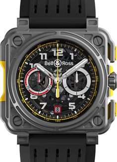 Bell and Ross BR X1 RS18 Chronograph Watch