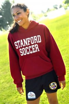 Christen Press - Stanford Soccer