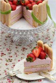 Las libretas de Calohe: Charlota de fresas