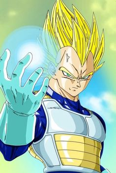 #Vegeta... there was a Prince before the Rasengan was cool!!