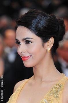 Malika Sherawat chose to wear the Serpent Bohème earrings