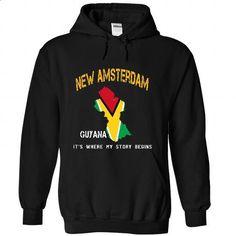 NEW AMSTERDAM - Its where my story begins - #printed tee #hoodie costume. BUY NOW => https://www.sunfrog.com/No-Category/NEW-AMSTERDAM--Its-where-my-story-begins-7521-Black-52323142-Hoodie.html?68278