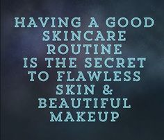 We think so. Do you agree? Skins Quotes, Beauty Quotes, Makeup Quotes, Beauty Tips, Skin Clinic, All Natural Skin Care, Love Your Skin, Healthy Skin Care