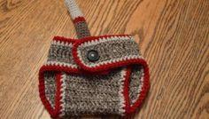 Sock Monkey Hat and Matching Baby Blanket | Crafty Cori Strikes Again