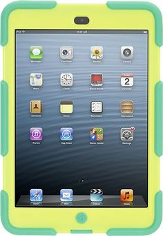 Ipad Mini Cases, Ipad Stand, Ipod Cases, Computer Accessories, Technology, Iphone, Amazon, Yellow, Green