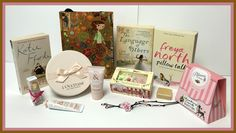 Suze likes, loves, finds and dreams: Birthday Giveaway 7: Books, L'Occitane & Patisseri...