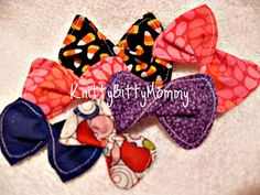 twisted bows