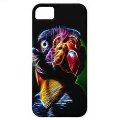 Digital King Vulture 01 iPhone 5 Cases