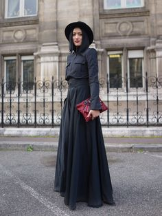 all black by Facehunter
