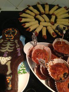 Halloween Cuisine / food
