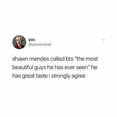 """120 Likes, 2 Comments - Ivy Cavasier (@_crazyforbts_) on Instagram: """"Shawn Mendes, an intellectual#jin #jimin #jhope #rapmonster #kimtaehyung #minyoongi #suga #chimchim…"""""""