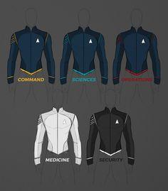 Fantasy Character Design, Character Design Inspiration, Mode Cyberpunk, Star Trek Series, Star Trek Universe, Futuristic Art, Armor Concept, Character Outfits, Science Fiction