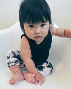 ms @Mia Kristen 's insanely beautiful baby girl