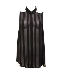 floating pleat shirt love the sheer lines:]