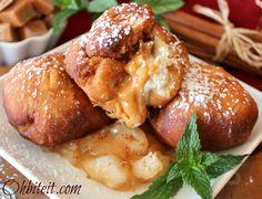 ~Crispy Caramel Dumplings!